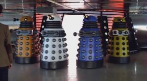 Skittle Daleks