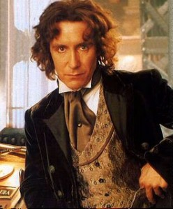 Paul McGann as Doctor #8, 1996
