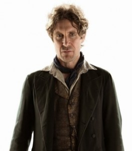 "Doctor #8, ""Night of the Doctor"""